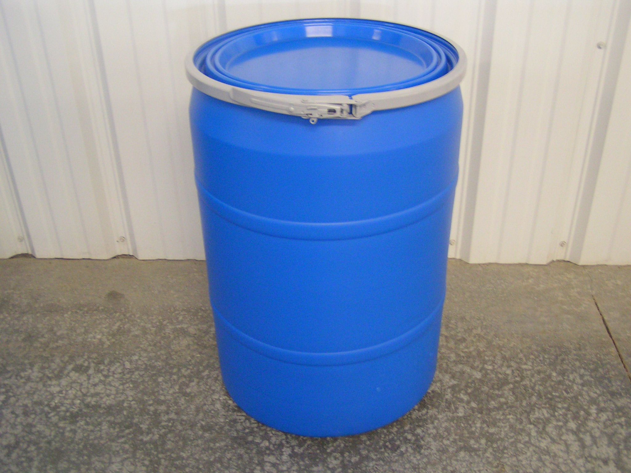 New Poly Drums New Plastic Drums New Open Head Poly