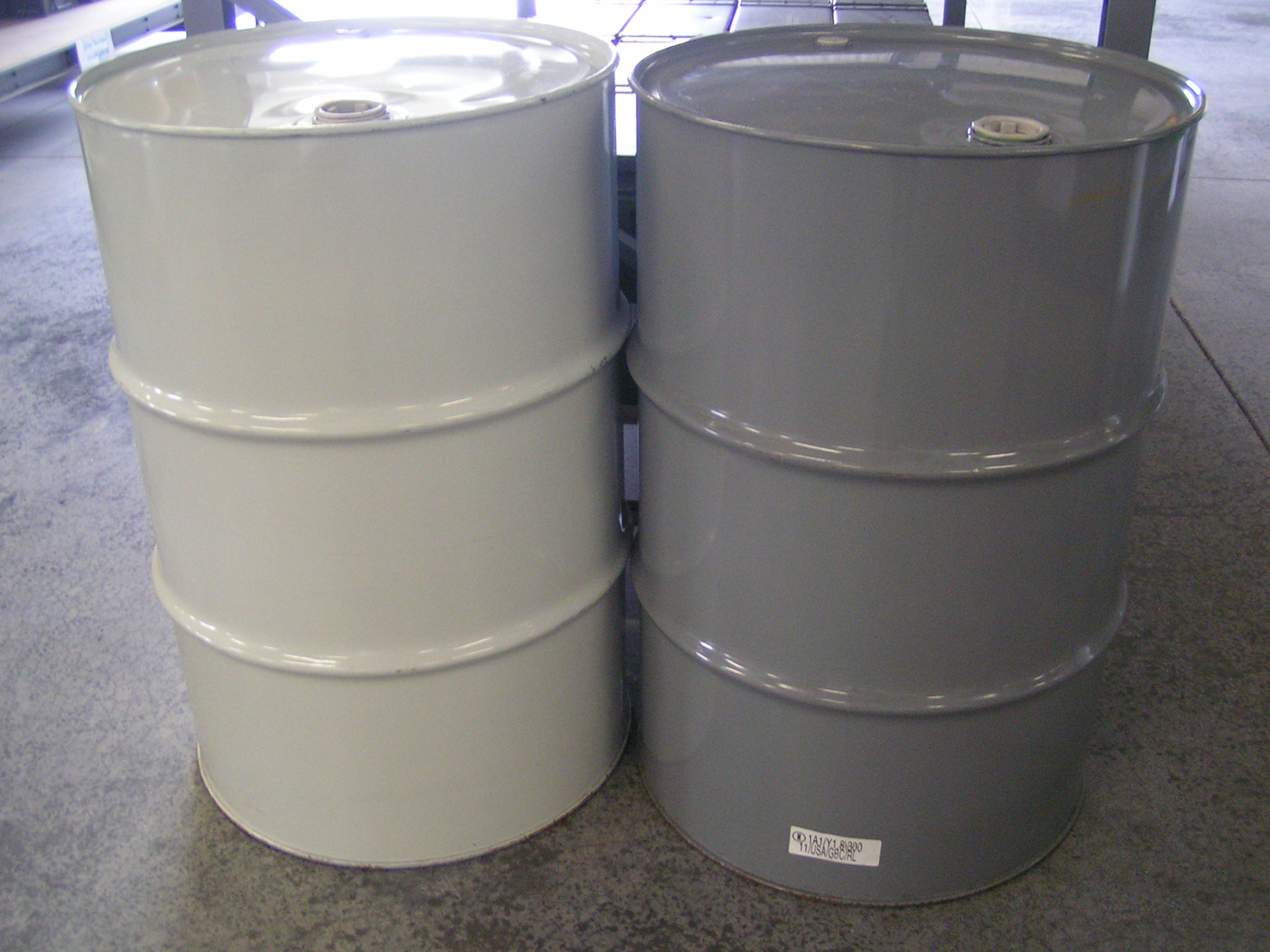 Details about  /Food Grade Steel Drum $10 Each// PICK UP ONLY minimum purchase 6 drums