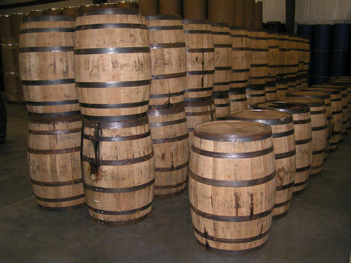 Whiskey Barrel : Whiskey Barrel for sale : Whiskey Barrels for rent : Kentucky Barrels ...