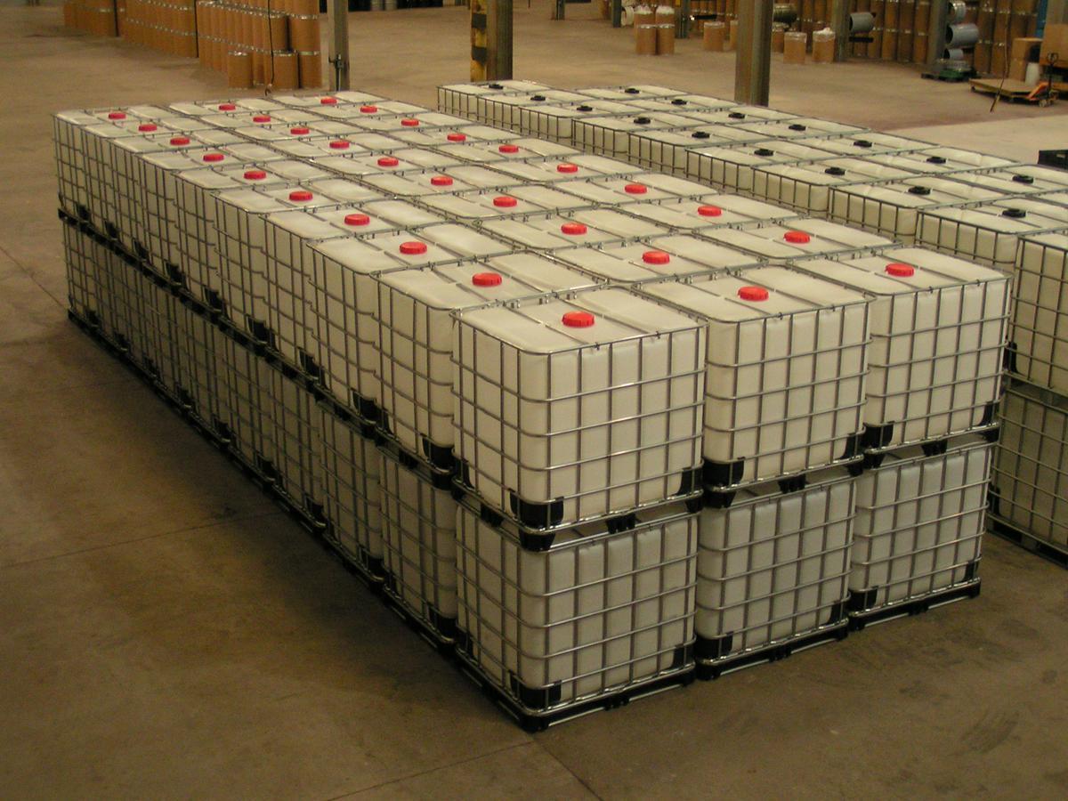 New IBC Totes | New FDA Food Grade 275 Gallon IBC Totes