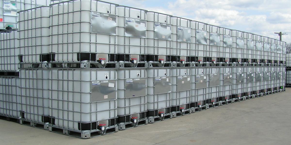 New IBC Totes   New FDA Food Grade 275 Gallon IBC Totes