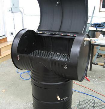 Barrel Project Diy Photo S 55 Gallon Plastic Drum