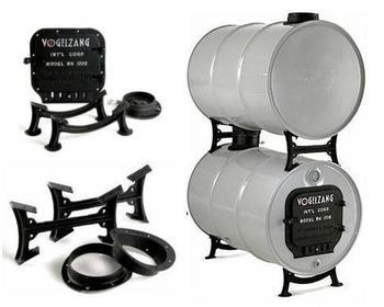 Barrel Project DIY Photo's - 55 gallon plastic drum projects - 55 ...