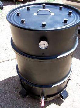 Barrel Project DIY Photo's - 55 gallon plastic drum projects