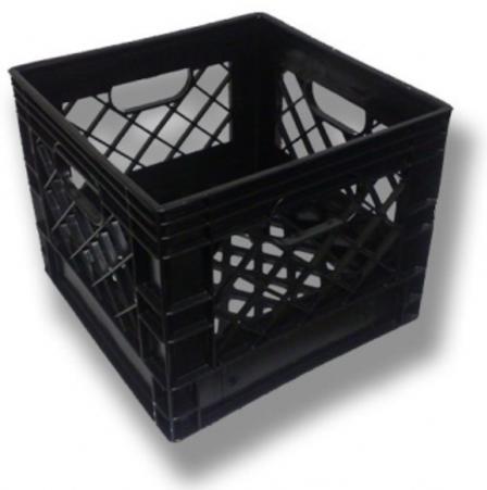milk crates new plastic dairy wholesale colored storage ideas target amazon
