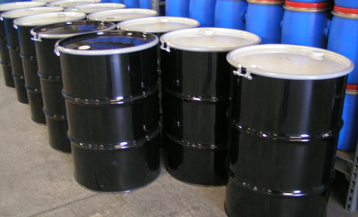 New Steel Drums New Metal Drums In 55 Gallon Size New